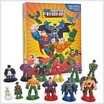 DC Super Friends My Busy Book (Board book)