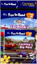 Carmine's Big Race (Paperback + Workbook + Audio CD 1장)