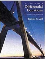 A First Course in Differential Equations: The Classic Fifth Edition (Paperback)