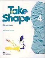 [중고] Take Shape 4 : Workbook (Paperback)