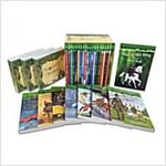 Magic Tree House #29~48 직수입도서 (오디오CD 40장, #29~43 단어장 증정) (Paperback)