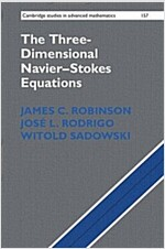 The Three-Dimensional Navier-Stokes Equations : Classical Theory (Hardcover)