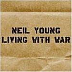 [중고] [수입] Living With War