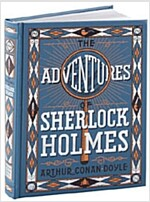 The Adventures of Sherlock Holmes (Hardcove, Leather Bound)