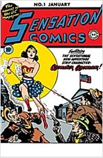 Wonder Woman: The Golden Age Omnibus, Volume 1 (Hardcover)
