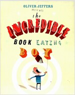 The Incredible Book Eating Boy (Paperback)