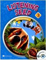 Listening Seed 3 (Paperback + CD 2장)