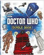 Doctor Who: Doodle Book (Paperback)