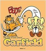 The Art of Jim Davis' Garfield (Hardcover)