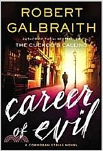 Career Of Evil (Mass Market Paperback, International)