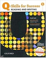 Q Skills for Success: Reading and Writing 1: Student Book with Online Practice (Package)