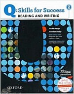 Q Skills for Success: Reading and Writing 2: Student Book with Online Practice (Package)