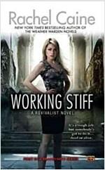 [중고] Working Stiff (Mass Market Paperback)