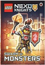 LEGO Nexo Knights: Swarm of Monsters (Paperback)