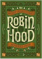 The Merry Adventures of Robin Hood (Hardcover)
