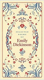 Selected Poems of Emily Dickinson (Hardcover)