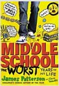 [중고] Middle School, the Worst Years of My Life (Hardcover, 1st)