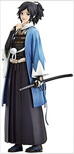 刀劍亂舞-ONLINE- 大和守安定 1/8スケ-ル ABS&PVC製 塗裝濟み完成品フィギュア (おもちゃ&ホビ-)