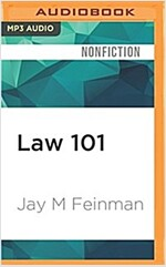 Law 101: Everything You Need to Know about American Law (MP3 CD)
