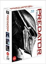 [중고] [블루레이] 프레데터 트릴로지 박스 세트 (3disc)