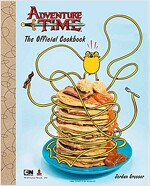 Adventure Time: The Official Cookbook (Hardcover)