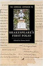The Cambridge Companion to Shakespeare's First Folio (Hardcover)