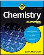 Chemistry for Dummies (Paperback, 2)