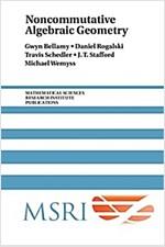 NONCOMMUTATIVE ALGEBRAIC GEOMETRY (Paperback)