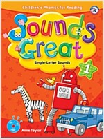 Sounds Great 1 (Student Book + Hybrid CD)
