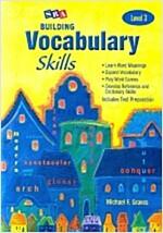 Building Vocabulary Skill Level 3 : Student Book