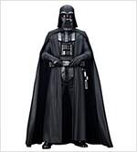 ARTFX STAR WARS ダ-ス·ベイダ- 新たなる希望版 1/7スケ-ル PVC製 塗裝濟み簡易組立フィギュア (おもちゃ&ホビ-)