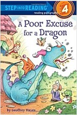 A Poor Excuse for a Dragon (Paperback)