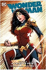 Wonder Woman, Volume 8: A Twist of Faith (Paperback)