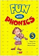 Fun With Phonics 5 (책 + CD 1장)