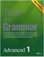 [중고] New Edition Time for Grammar Advanced 1