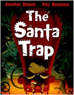 The Santa Trap (Paperback, Illustrated ed)