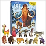 Ice Age My Busy Book (미니피규어 12개 포함) (Board book)