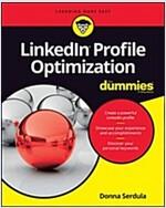 Linkedin Profile Optimization for Dummies (Paperback)
