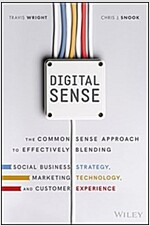 Digital Sense: The Common Sense Approach to Effectively Blending Social Business Strategy, Marketing Technology, and Customer Experie (Hardcover)