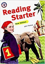 Reading Starter 1 : Student Book (New Edition, Paperback + CD 1장)