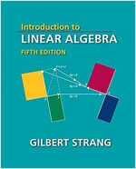 INTRO TO LINEAR ALGEBRA 5ED (Hardcover)