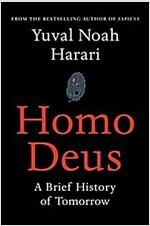 Homo Deus (Paperback)