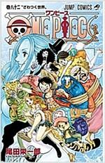 ONE PIECE 82 (ジャンプコミックス) (コミック)
