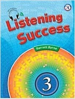 Listening Success 3 : Student Book (Paperback + MP3 CD)