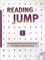 Reading Jump 1 : Student Book, Work Book (Paperback + CD)