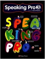 Speaking Pro 3: Student Book + Workbook + Speaking Cards + CD 1장