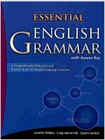 Essential English Grammar : Student Book with Answer Key (Paperback)