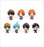 あんさんぶるスタ-ズ! カラコレ 第4彈 BOX商品 1BOX = 8個入り、全7種類 (おもちゃ&ホビ-)