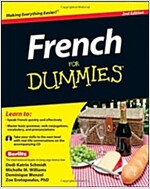 French for Dummies [With CDROM] (Paperback, 2)
