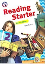 Reading Starter 2 : Student Book (New Edition, Paperback + CD 1장)